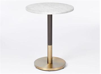 现代风格酒吧轻奢不锈钢酒吧桌