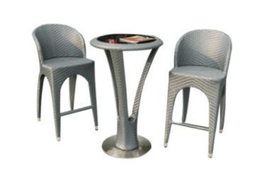 个性酒吧现代创意时尚铝合金酒吧台