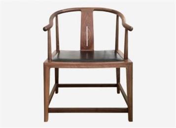 复古怀旧风格中式餐厅优质实木中餐厅椅子