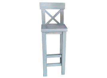 欧式简约优质吧椅 高脚吧椅