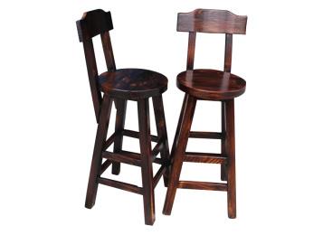 实力厂家专业生产酒吧椅 圆面吧椅 转动吧椅 木