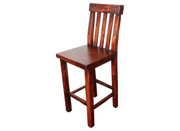 定制实木吧椅、仿古吧椅、炭化吧台椅、炭烧椅