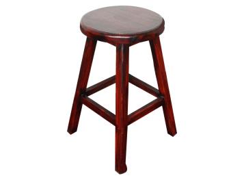 专业生产 实木酒吧凳 木骨架酒吧椅批发