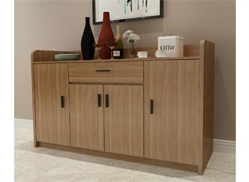 经典优质实木餐厅备餐柜