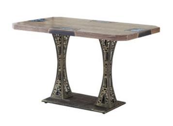 铁艺美式乡村工业复古休闲铁塔餐桌