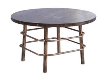 酒楼菜馆餐桌椅_饭店菜馆桌_复古菜馆桌子