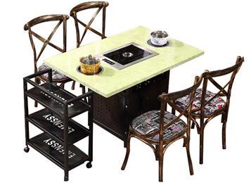 大理石桌面电磁炉韩式自