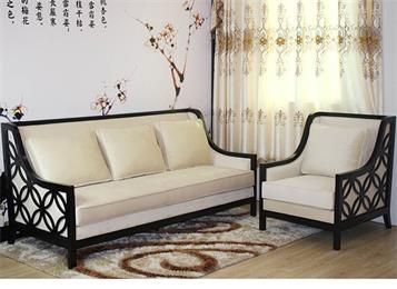 禅意新中式家具会所接待