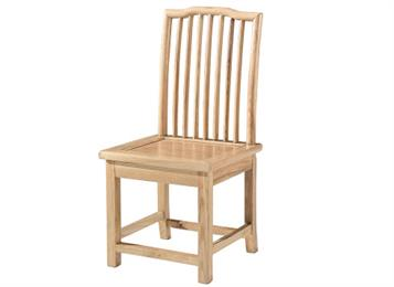 茶餐厅休闲会所茶楼仿古中式实木椅子