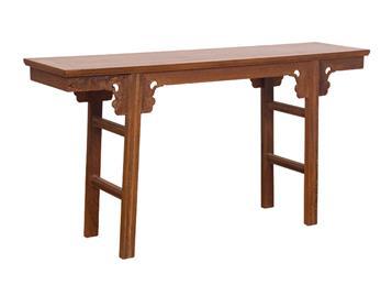 古典水曲柳实木老火锅椅子