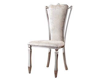 高档不锈钢孔雀椅子 欧式简约现代酒店餐椅 时尚软包靠背座椅