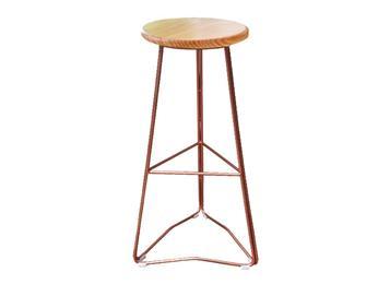 铁艺吧台椅子现代简约酒吧椅