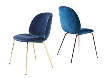 钱柜娱乐网站_北欧金属甲壳虫椅现代简约休闲餐椅