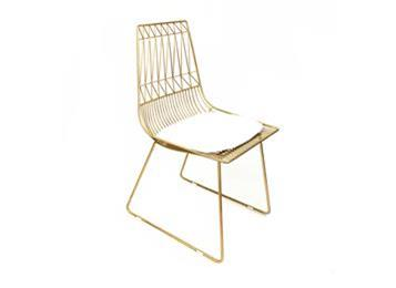 镂空铁丝椅 铁艺创意个性餐椅钻石简约休闲椅