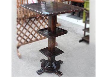 怀旧风格民谣酒吧经典实木个性酒吧吧台椅