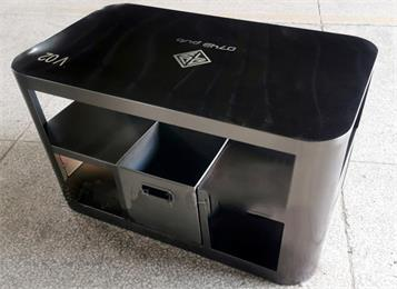 KTV会所包厢吧台钢化玻璃长方形酒吧桌子
