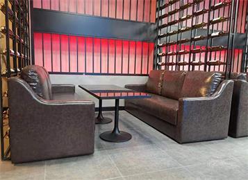 酒吧清吧餐桌_酒吧台桌专用桌椅