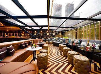 酒吧大理石吧台_酒吧沙发桌椅