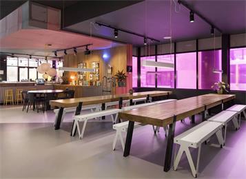 实木复古酒吧桌椅家具