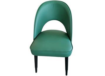 厂家直销简约现代布艺餐椅扶手椅北欧休闲洽谈
