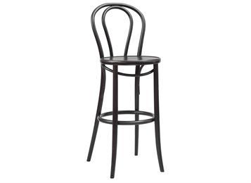咖啡厅复古吧台高脚椅家具