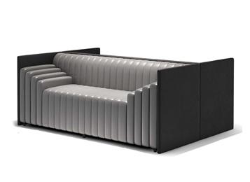 现代咖啡厅特色扶手时尚轻奢卡座沙发