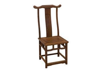 红木家具鸡翅木餐椅 中式仿古椅子