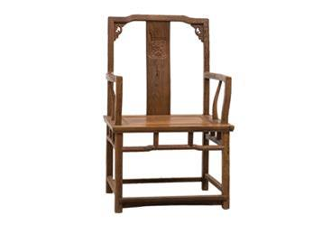 仿古太师椅 中式官帽椅