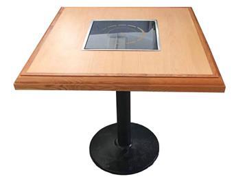 铁艺桌脚时尚简约实木台