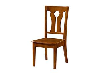 钱柜娱乐网站_现代时尚简约全实木餐椅