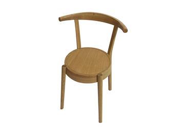钱柜娱乐网站,钱柜娱乐官方网站_北欧实木椅子 现代简约靠背餐椅
