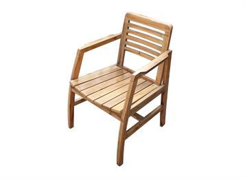 钱柜娱乐网站_日式实木餐椅 时尚简约靠背椅子