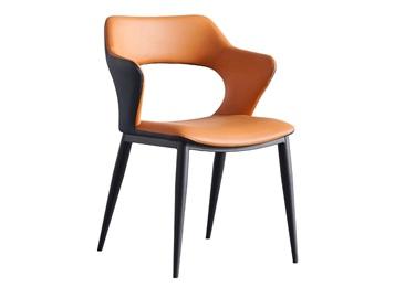 西餐厅火锅店轻奢创意时尚用餐椅
