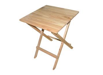 实木折叠桌子 简易餐桌