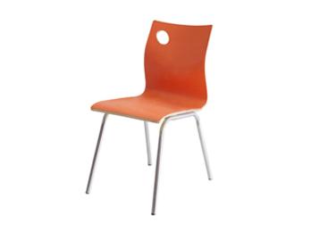 钱柜娱乐网站_食堂饭店连体不锈钢椅子