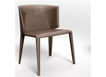 企业食堂饭店现代时尚椅子家具
