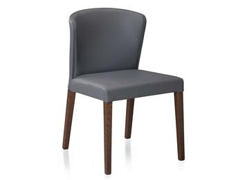 西式食堂时尚实木食堂餐椅