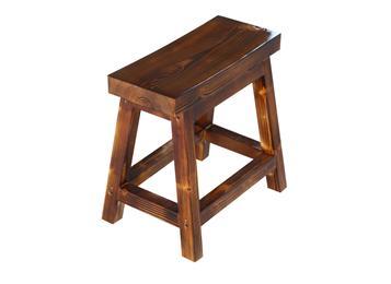 钱柜娱乐网站_食堂复古实木椅子