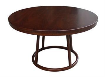 新中式实木餐桌 现代简约白蜡木餐桌