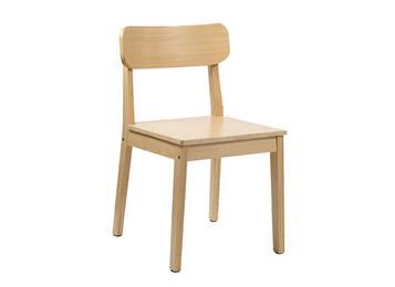 简约实木餐椅 布艺软包椅子