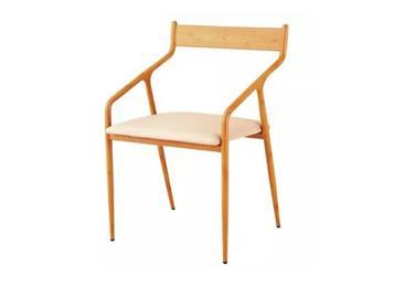 靠背扶手简约时尚椅子
