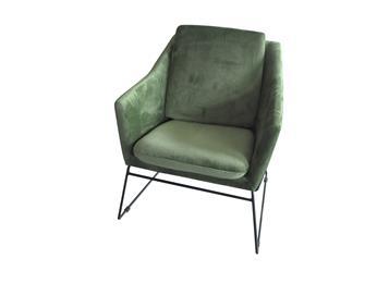 北欧简约现代休闲靠背椅 西餐厅洽谈椅子