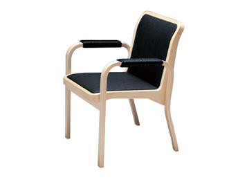 西餐厅靠背扶手椅 现代时尚餐厅椅子