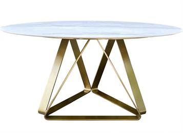 现代简约轻奢北欧西餐桌椅