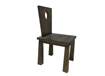 酒店中餐厅实木餐椅 中