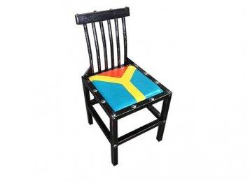 钱柜娱乐官方网站【首页】_美式乡村实木椅 中餐厅椅子