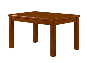 钱柜娱乐官方网站【首页】_新中式实木餐桌 长方形餐桌