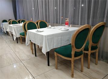 中餐厅酒楼饭店折叠桌宴