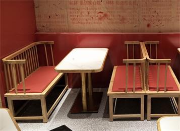 中餐厅湘菜川菜馆中式桌