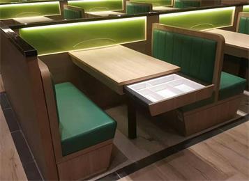 酸菜鱼时尚地方菜餐厅桌椅